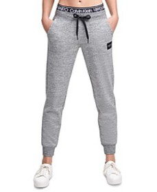 Performance Logo-Waistband Fleece Joggers