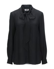 ALEXANDER MCQUEEN - Shirts & blouses with bow
