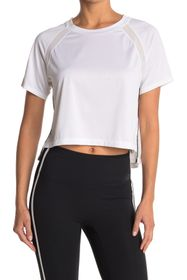 New Balance Fast Running Crop T-Shirt
