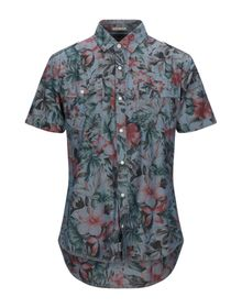 TOMMY JEANS - Patterned shirt