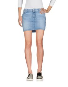 GIVENCHY - Denim skirt