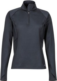 Marmot Heavyweight Nicole Half-Zip Base Layer Top
