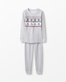 Hanna Andersson Star Wars™ Fairisle Long John Paja