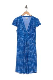 Tommy Bahama Dunmore Dot Short Dress