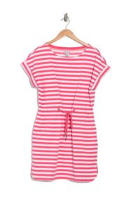 Tommy Bahama Amira Stripe Short Sleeve Dress