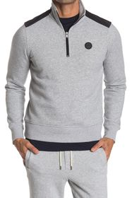 Michael Kors 1/4 Zip Pullover Sweater