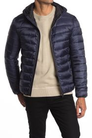Roberto Cavalli Hooded Puffer Jacket