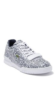 Lacoste Missouri Keith Haring Leather Sneaker