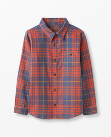 Hanna Andersson Fireside Flannel Shirt