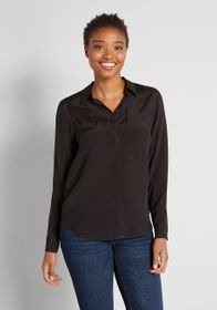 ModCloth ModCloth One Shirt Wonder Button-Up Top i