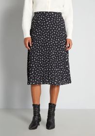 ModCloth ModCloth Show Me The Sway Midi Skirt in B