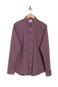 Lucky Brand Check Plaid Slim Fit Shirt