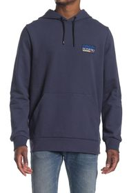Oakley Logo Patch Pullover Hoodie