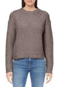 360 Cashmere Abbot Crew Neck Knit Sweater