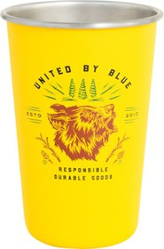 United By Blue Grizzly Tumbler - 16 fl. oz.