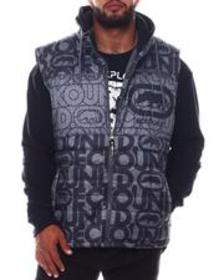 Ecko ecko-fied hooded vest (b&t)