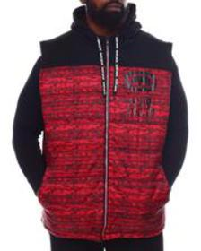 Ecko heads up vest (b&t)
