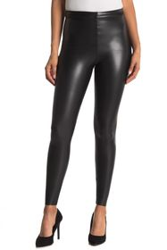 Seven7 Faux Leather Pull On Leggings