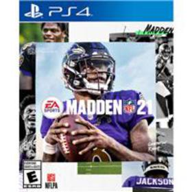 Electronic Arts Madden NFL 21 for PS4