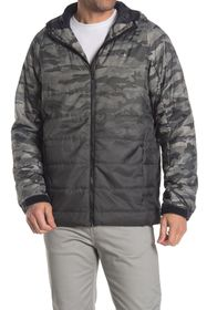 Oakley Enhance Insulated Quilted Hooded Jacket