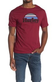 Hurley Graphic Print T-Shirt