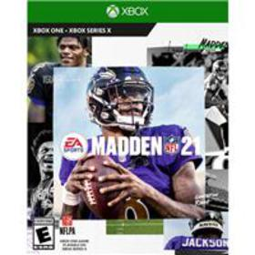 Electronic Arts Madden NFL 21 for Xbox One