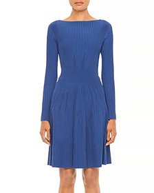 Armani - Ribbed Knit Dress
