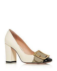 Bally - Women's Jackie High Block-Heel Pumps