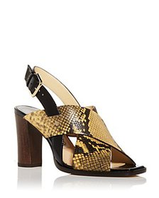 Jimmy Choo - Women's Aix 85 Criss Cross High Heel
