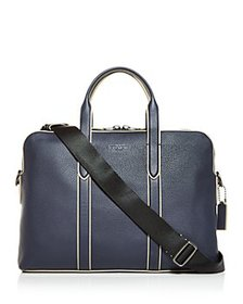 COACH - Metro Soft Leather Briefcase