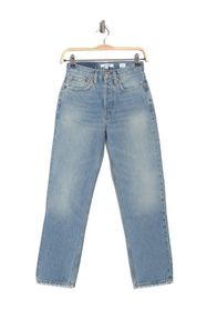 Re/Done 70's Stovepipe Straight Leg Jeans