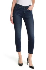 7 For All Mankind Roxanne Ankle Cut Skinny Jeans