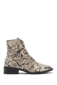 Steven By Steve Madden Harmon Triple Buckle Boot