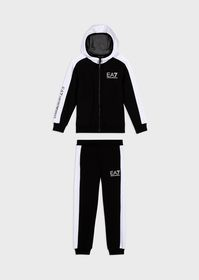 Armani Junior tracksuit with contrasting-coloured