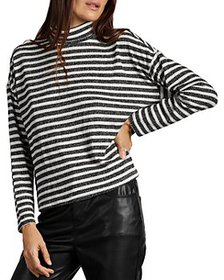 Sanctuary - Nikolai Striped Top