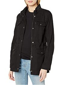 Levi's® Stand Collar 4-Pocket Military Jacket