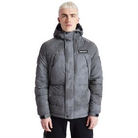 Timberland Men's Reflective Puffer Jacket