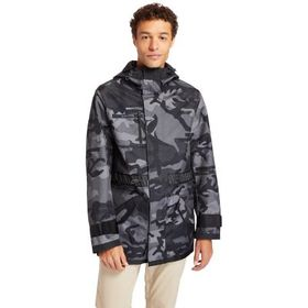 Timberland Men's Reversible Winter Overcoat