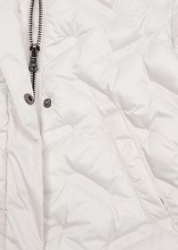 Armani Quilted, polyester-taffeta jacket