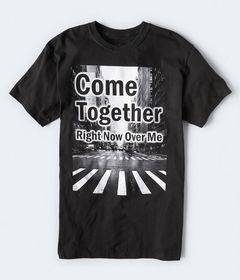 Aeropostale Beatles Come Together Graphic Tee***