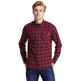 Timberland Men's Nashua River Long-Sleeve Flannel