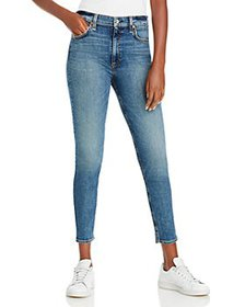 rag & bone - Nina High Rise Skinny Ankle Jeans in