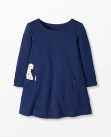 Hanna Andersson Pocket Art Dress