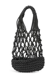 French Connection Jasmine Braided Tote