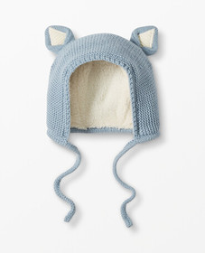 Hanna Andersson Critter Sweaterknit Hat