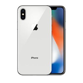 Apple Refurbished iPhone X 256GB - Silver (Unlocke