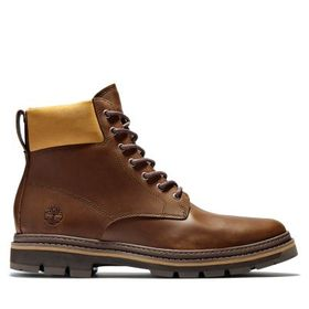 Timberland Men's Port Union Waterproof Plain-Toe B