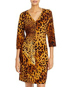 Tommy Bahama - Serengeti Spots Animal Print Dress
