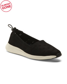 Slip On Suede Comfort Sneakers