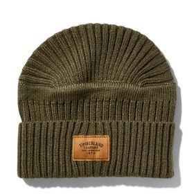 Timberland Men's Gulf Beach Ribbed Beanie
